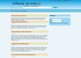 odkazynaweb.cz