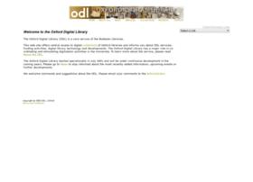 odl.ox.ac.uk