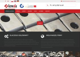 odlewnia-kowala.com.pl