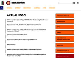 odlewnictwo.agh.edu.pl