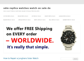 odm-replica-watches.watchonsale.de