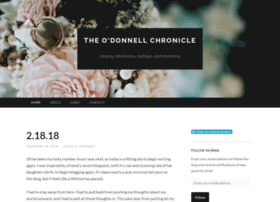 odonnellchronicle.wordpress.com