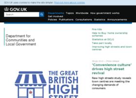 odpm.gov.uk