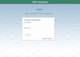 odptaxonomytraining.iqsolutions.com