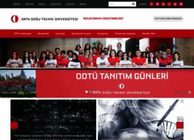 odtu.edu.tr