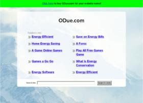 odue.com