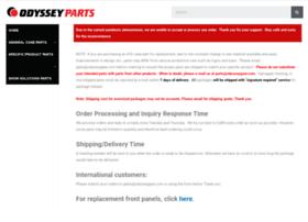 odyssey-parts.com