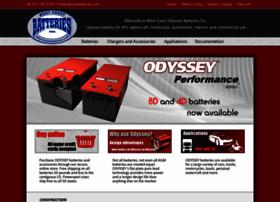 odysseybatteries.com