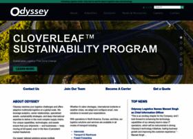 odysseylogistics.com