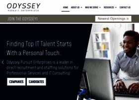 odysseypursuit.com
