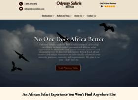 odysseysafaris.com