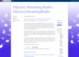 odysseystreamingradio.blogspot.com