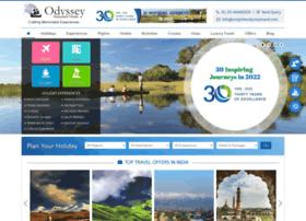 odysseytravels.net