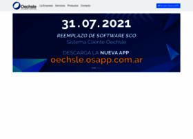 oechsle.com.ar