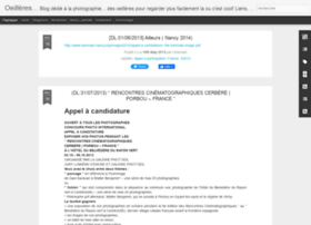 oeilleres.blogspot.com
