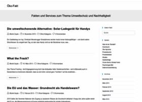 oeko-fakt.de