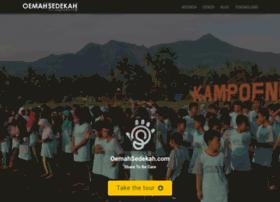 oemahsedekah.com
