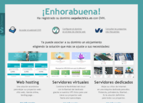 oepelectrics.es