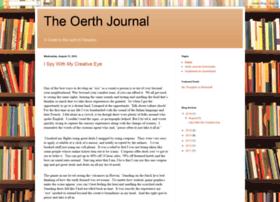 oerthjournal.blogspot.co.uk