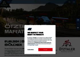oetztaler-radmarathon.com