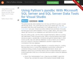 ofers-python-articles.pythonblogs.com