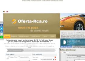 oferta-rca.ro