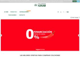ofertascolchonesaznar.com