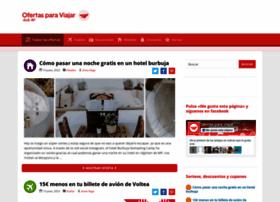 ofertasparaviajar.com