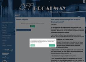 off-broadway.de