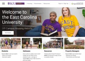 offcampushousing.ecu.edu