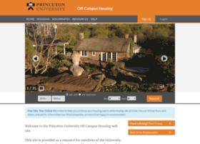 offcampushousing.princeton.edu
