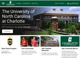 offcampushousing.uncc.edu