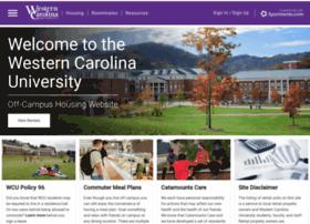 offcampushousing.wcu.edu