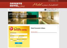 offertehotelmilano.com