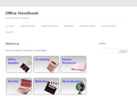 office-handbook.co.uk