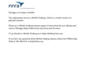 office.finra.org