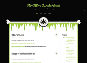 officeaccelerators.wordpress.com