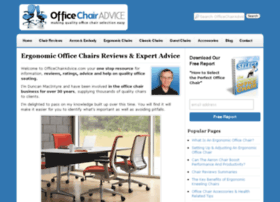 officechairadvice.com