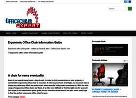 Officechairexpert.com