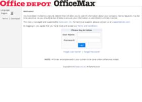officedepot.smartsourceportal.com