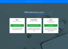 officedirectory.com