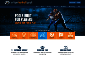 officefootballpools.com
