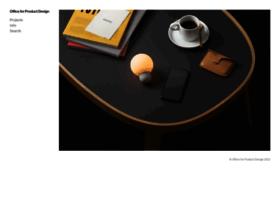officeforproductdesign.com