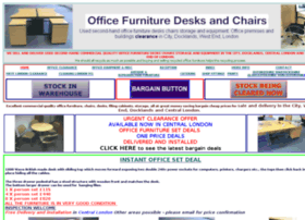 officefurnituredesksandchairs.co.uk