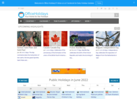 officeholidays.com