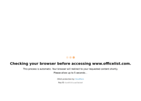 officelist.com