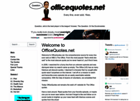 officequotes.net