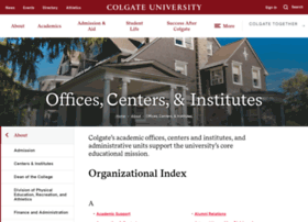offices.colgate.edu