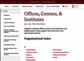 offices.colgate.edu