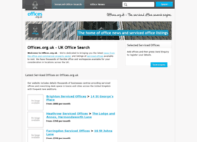 offices.org.uk